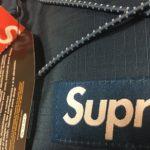 Supreme Waist Bag 17ss